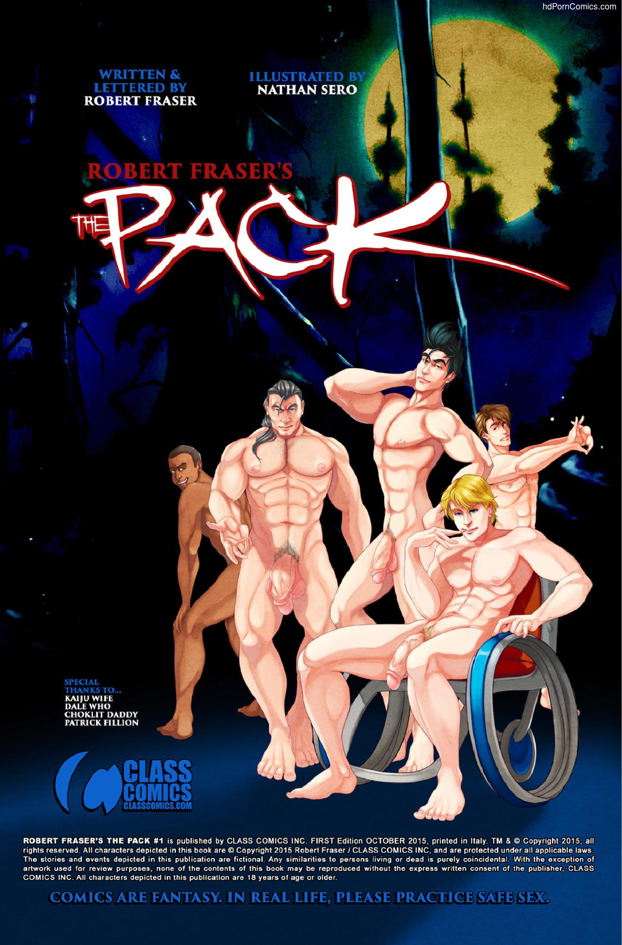 Xxx comics-The pack 12 free sex comic