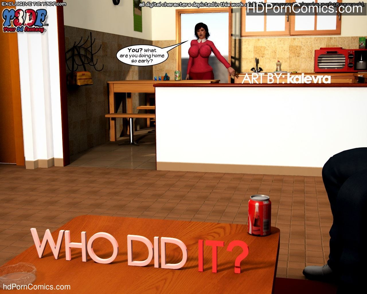 Y3DF – Who Did It 31 free sex comic