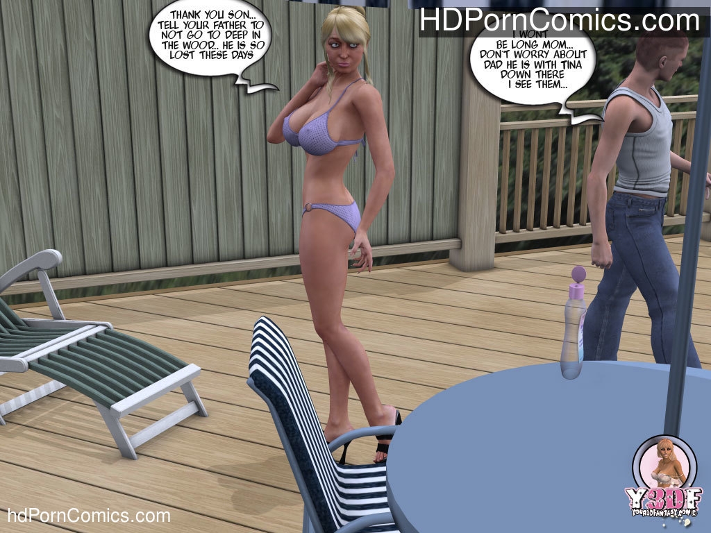 Y3DF - Holiday11 free sex comic
