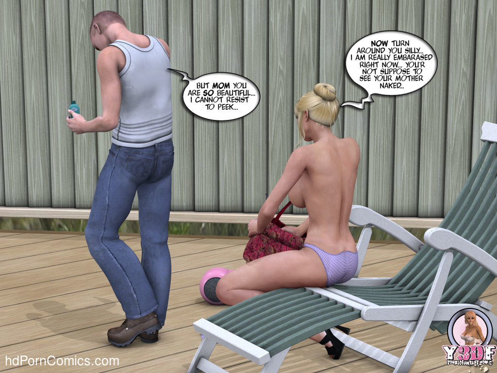Y3DF - Holiday38 free sex comic