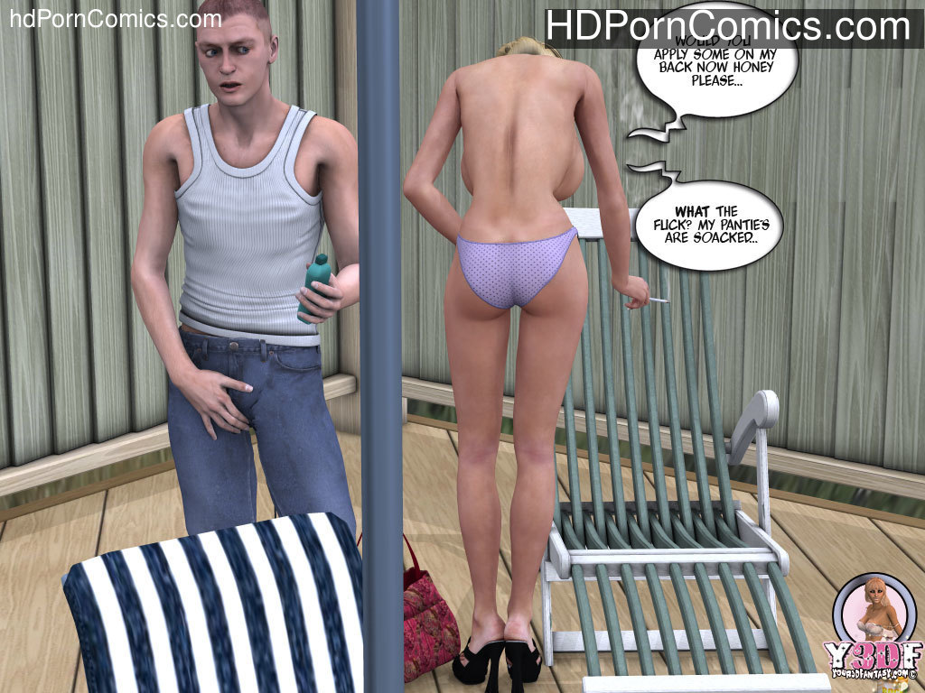 Y3DF - Holiday41 free sex comic