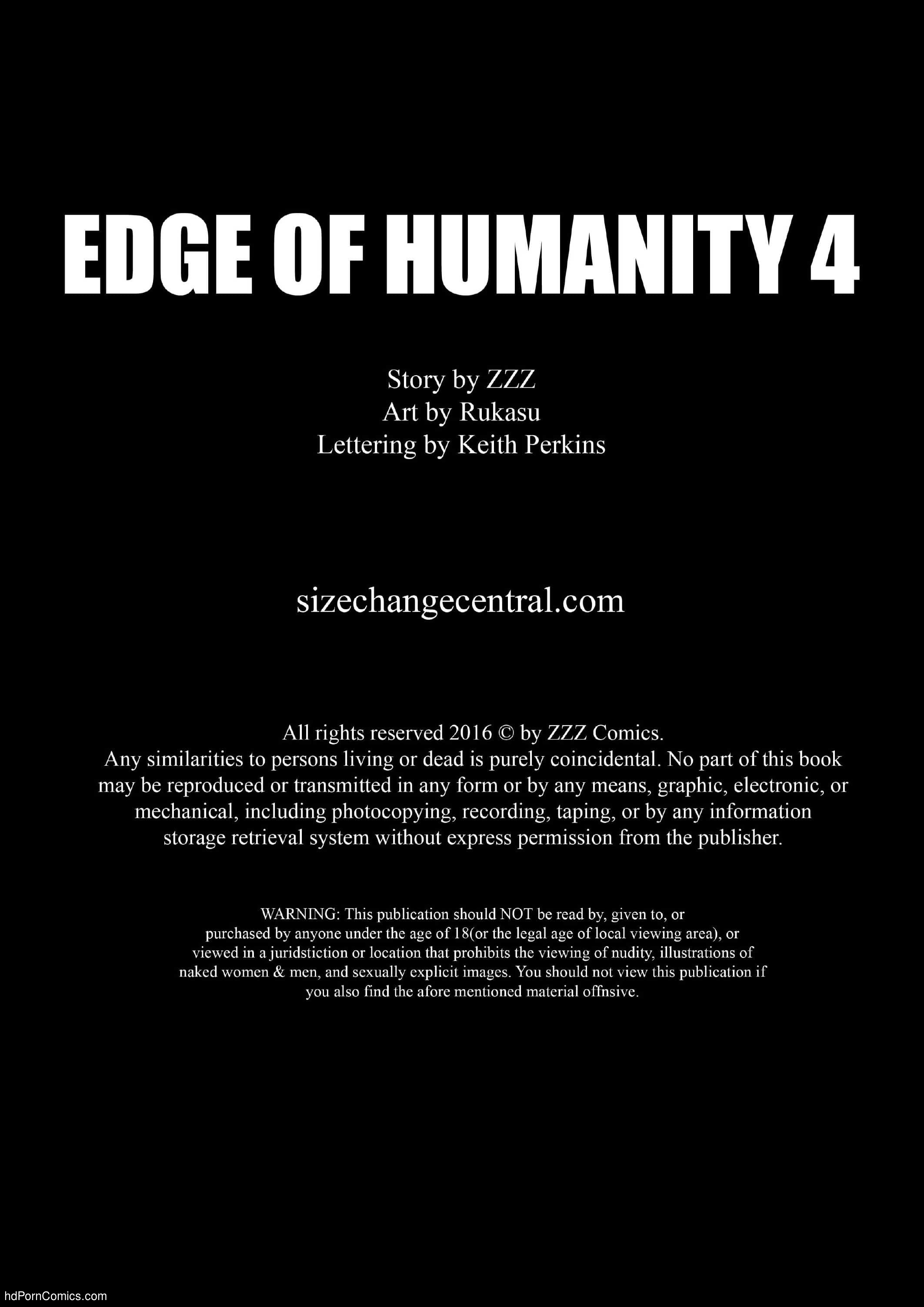 ZZZ- Edge of Humanity 42 free sex comic