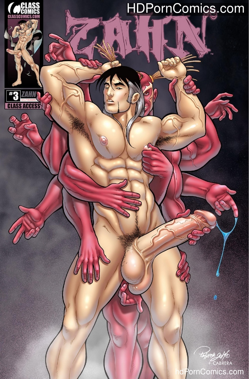 Zahn 3 comic porn
