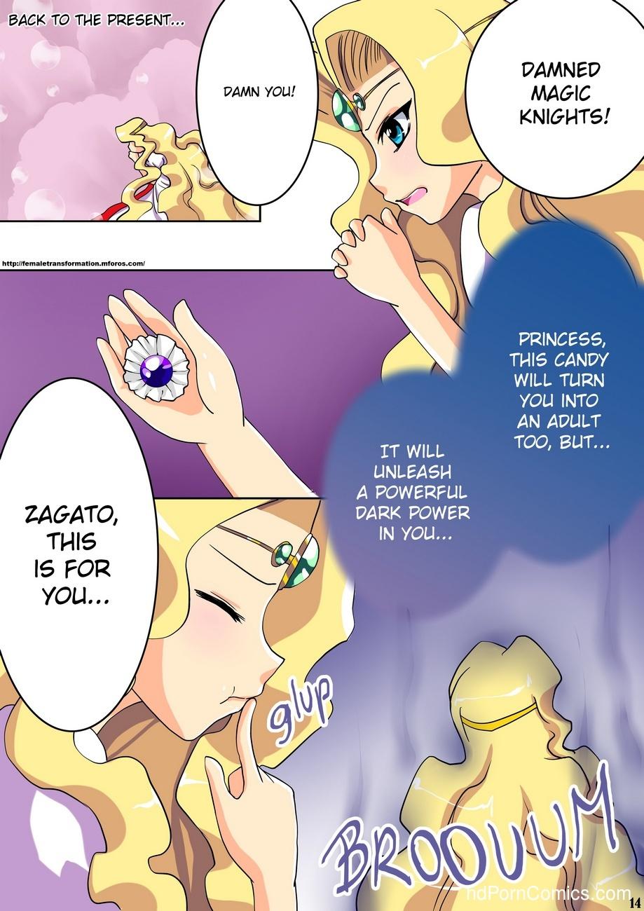 Zephir's Dark Secret 15 free sex comic