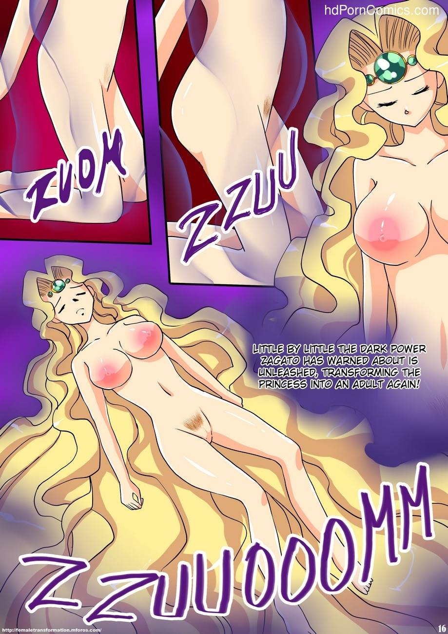 Zephir's Dark Secret 17 free sex comic