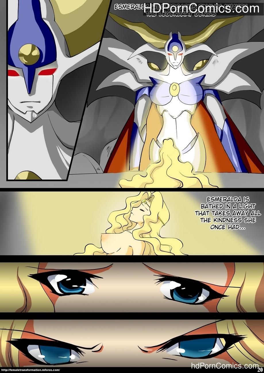 Zephir's Dark Secret 21 free sex comic