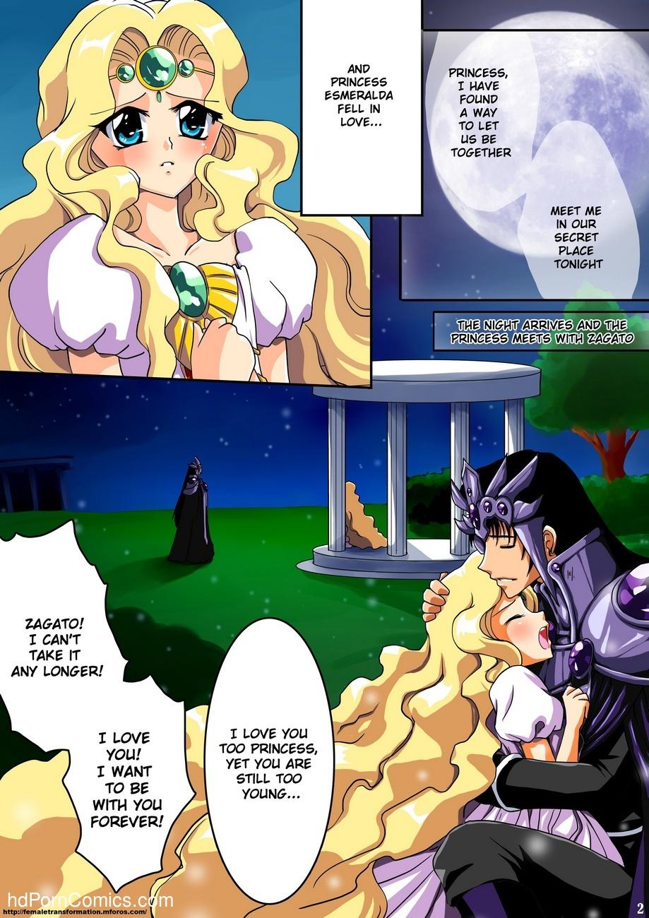Zephir's Dark Secret 3 free sex comic