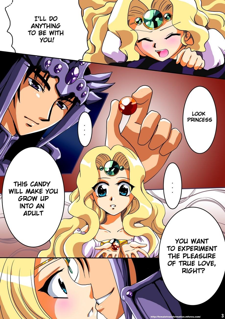 Zephir's Dark Secret 4 free sex comic