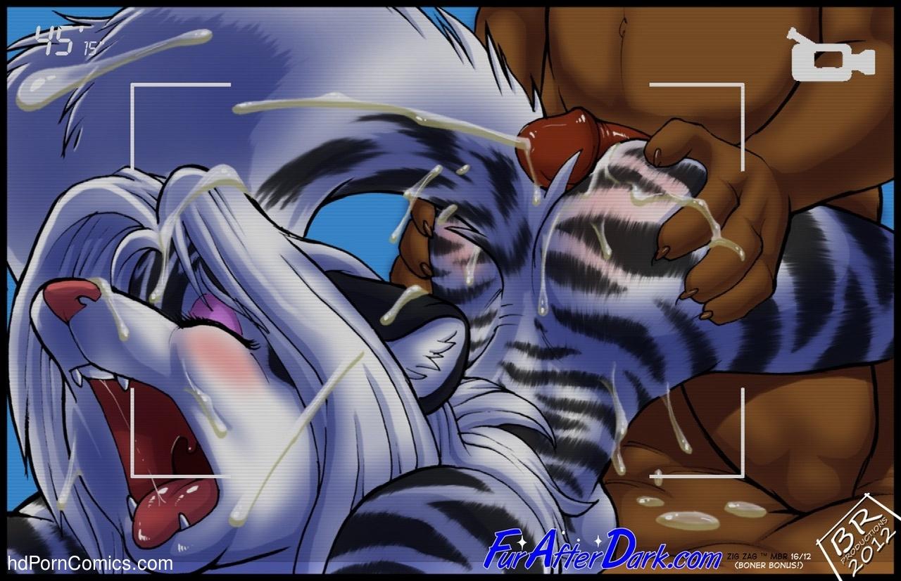 Zig Zag & Tina Lynx - MBR 16 free sex comic
