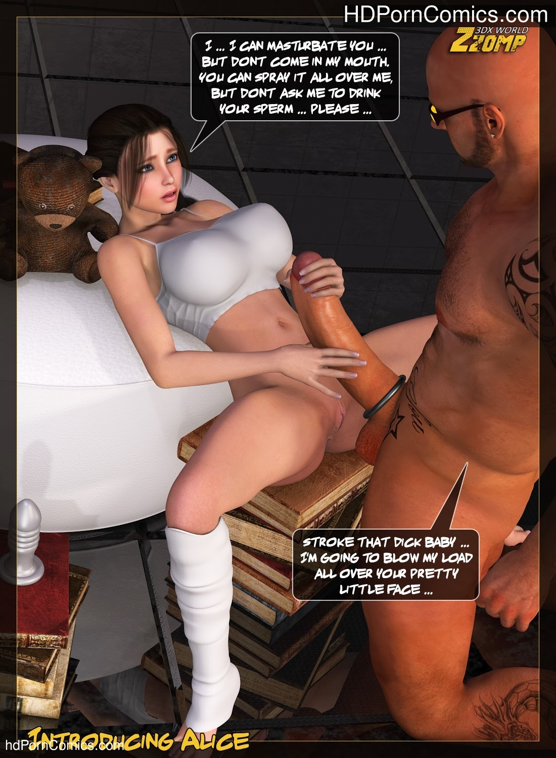 Zzomp – Introducing Alice11 free sex comic