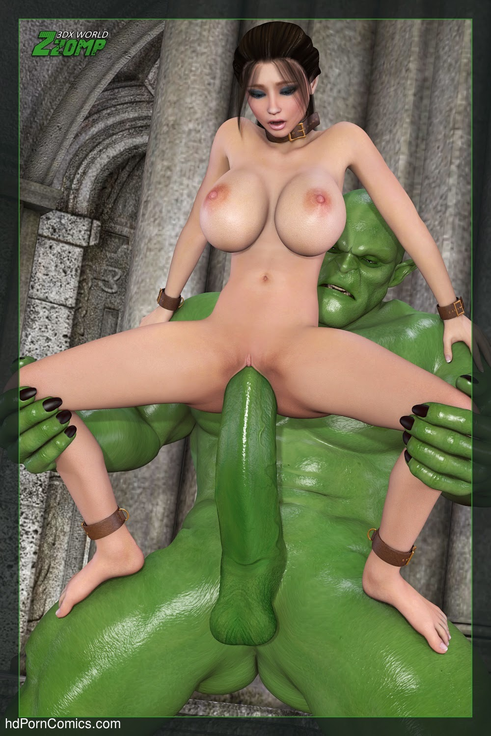 Zzomp- Alice Abusing the Slave14 free sex comic