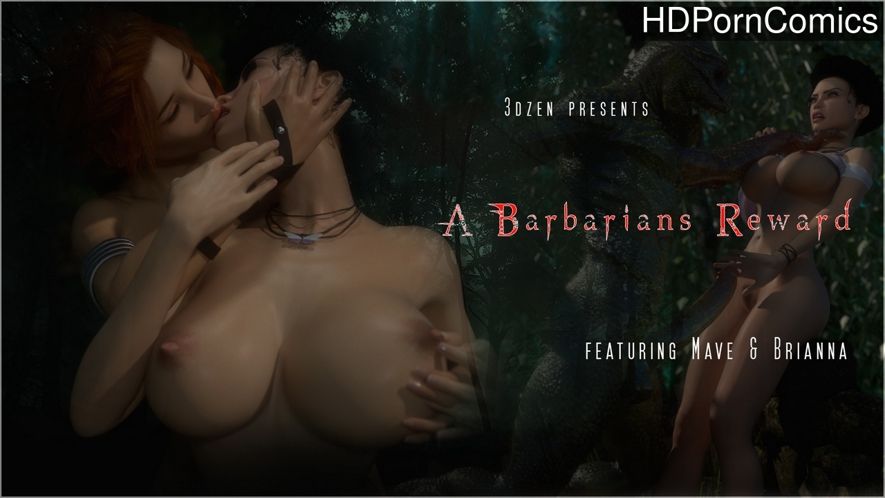 A-Barbarians-Reward 1 free porn comics