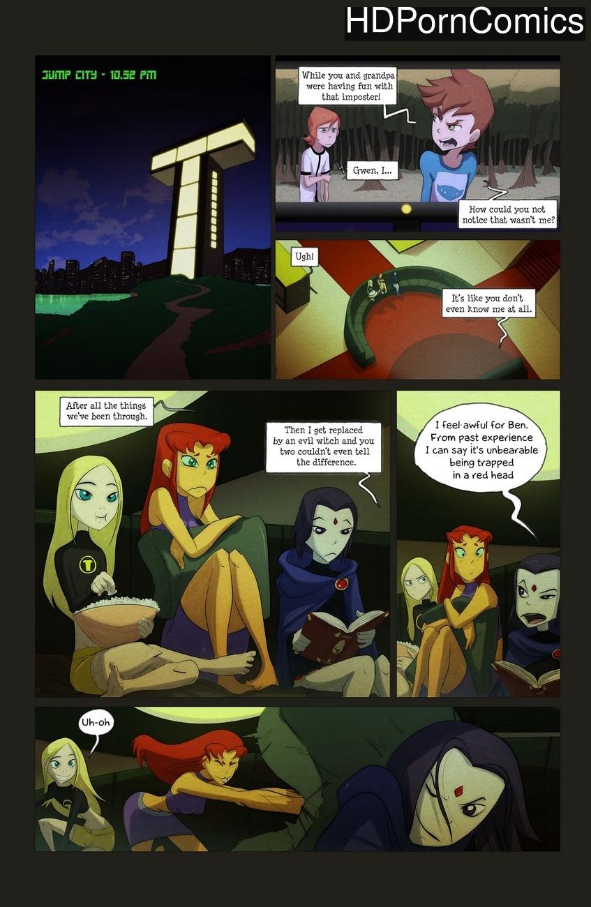 A-Few-Less-Titans 1 free porn comics