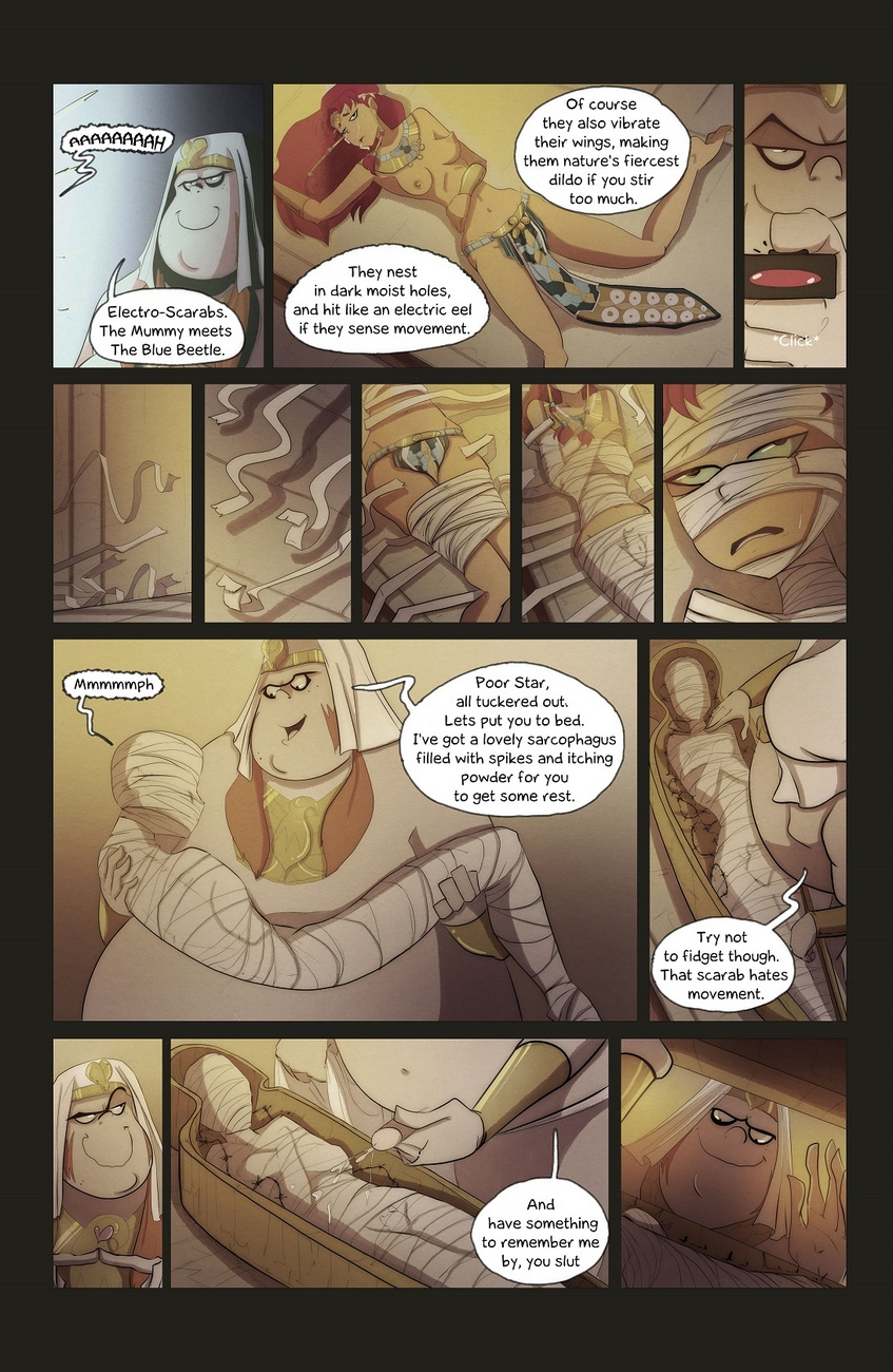 A-Few-Less-Titans 5 free sex comic