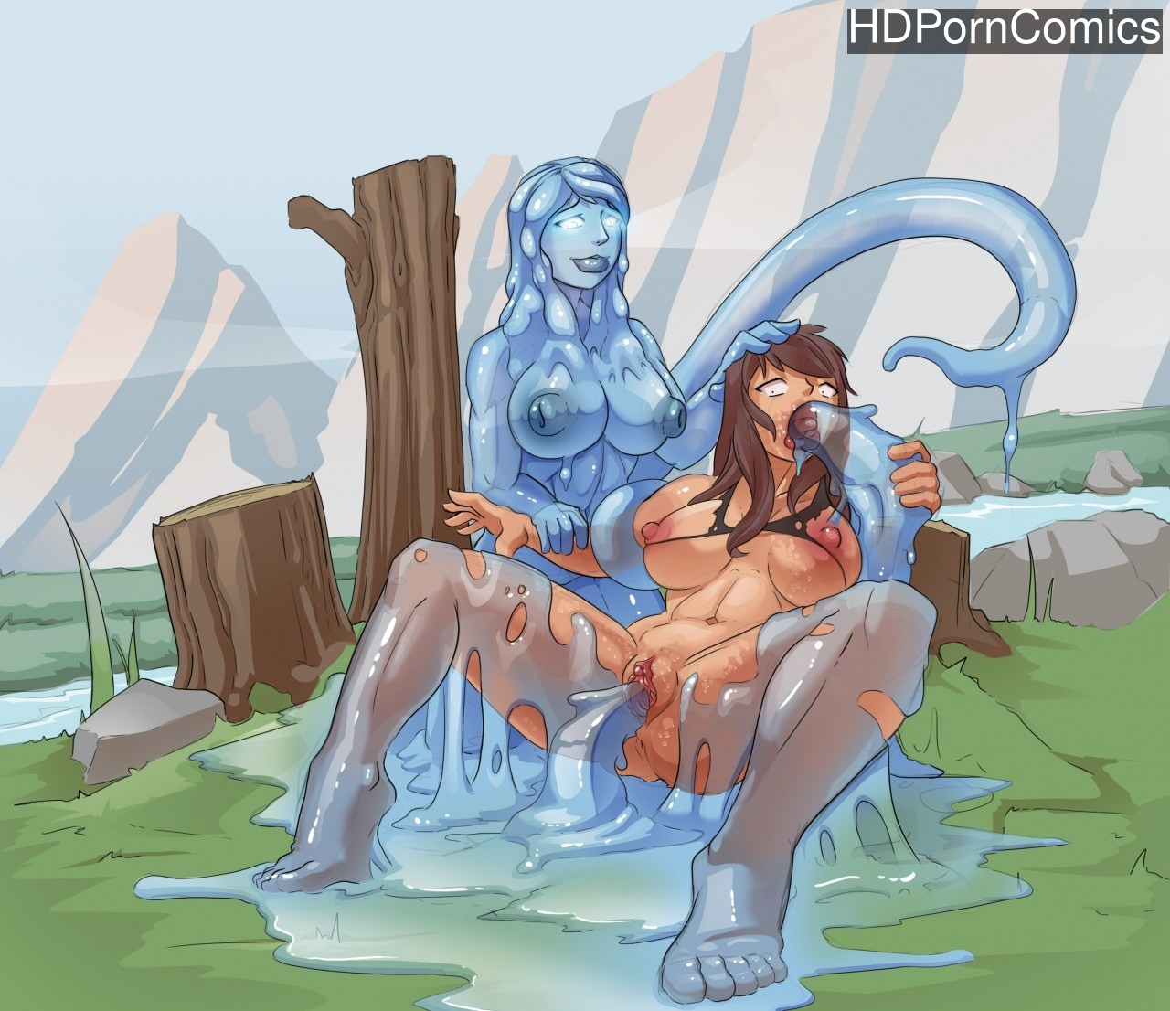 A-Peaceful-Stream 1 free porn comics