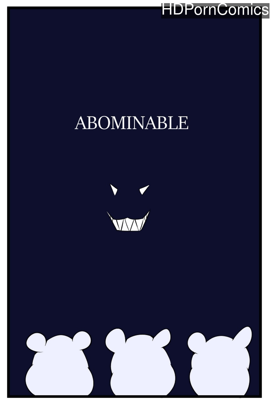 Abominable 1 free porn comics
