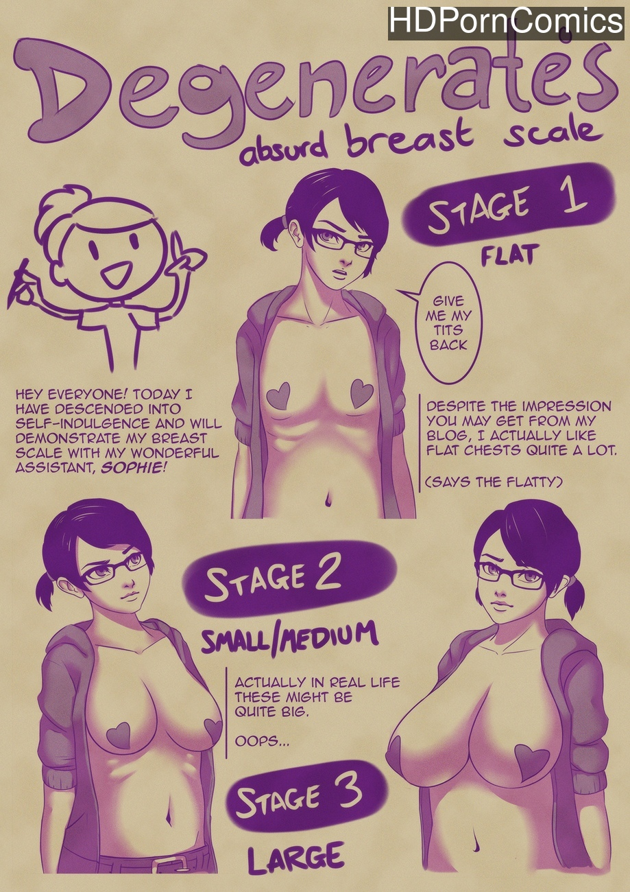 Absurd-Breast-Scale 1 free porn comics