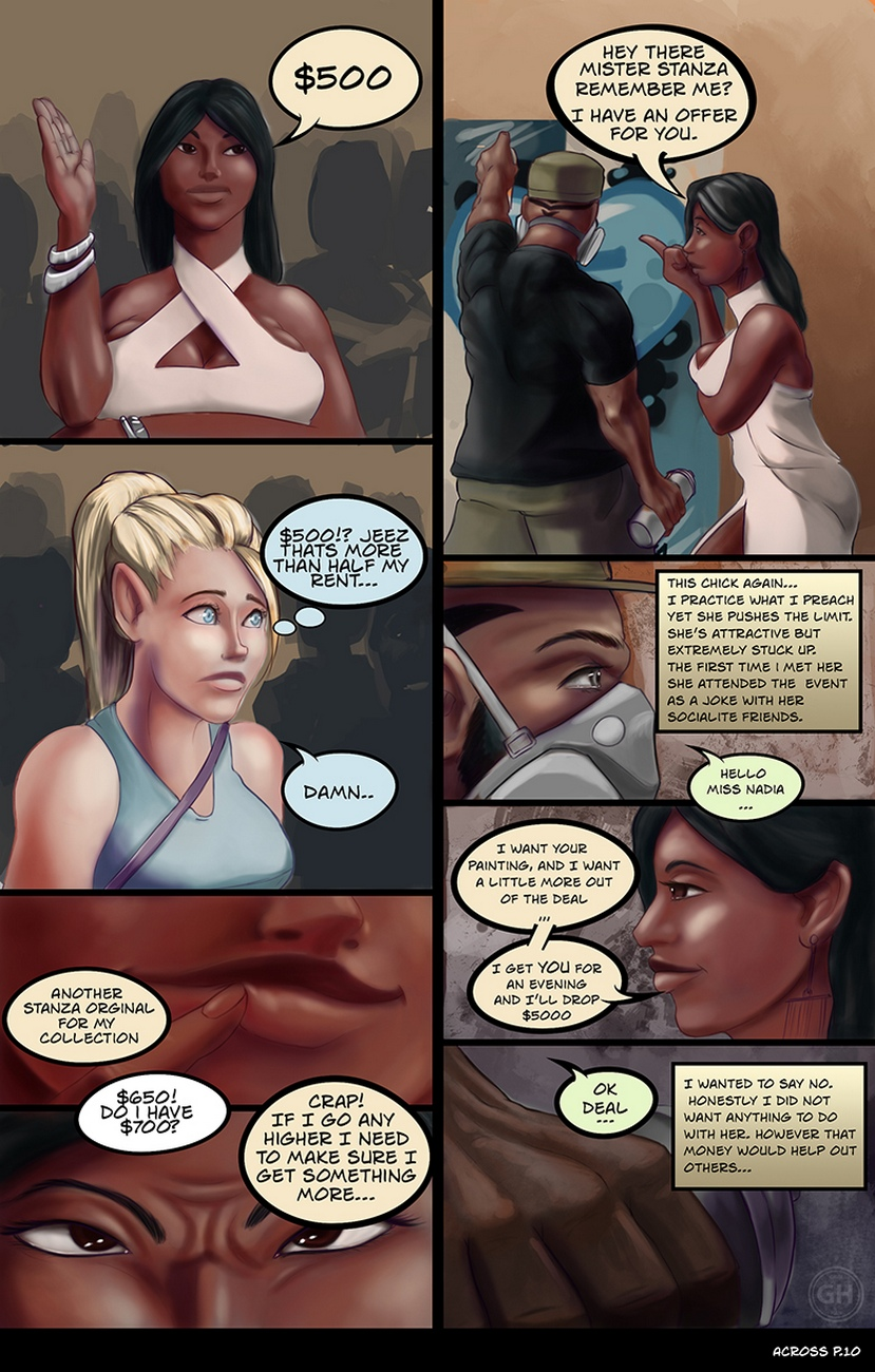 Across-2 3 free sex comic