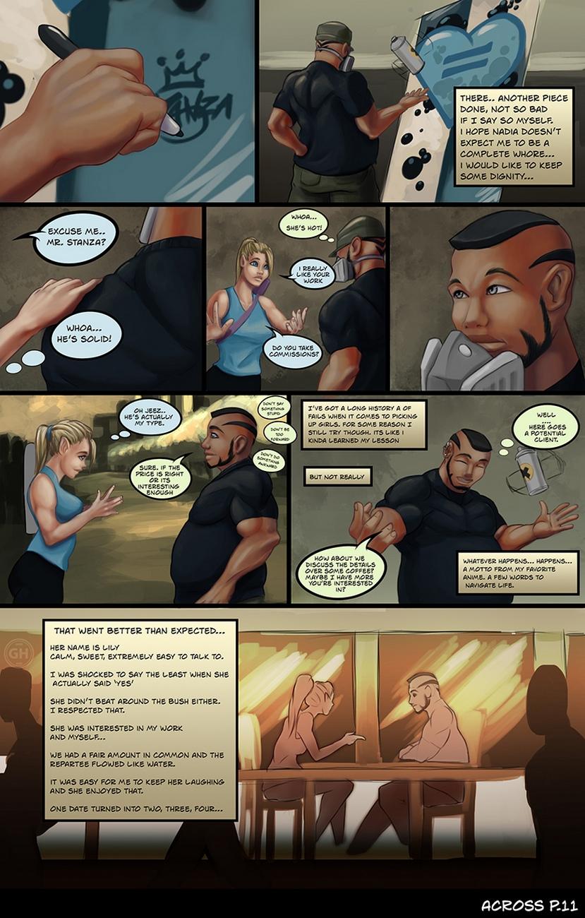 Across-2 4 free sex comic