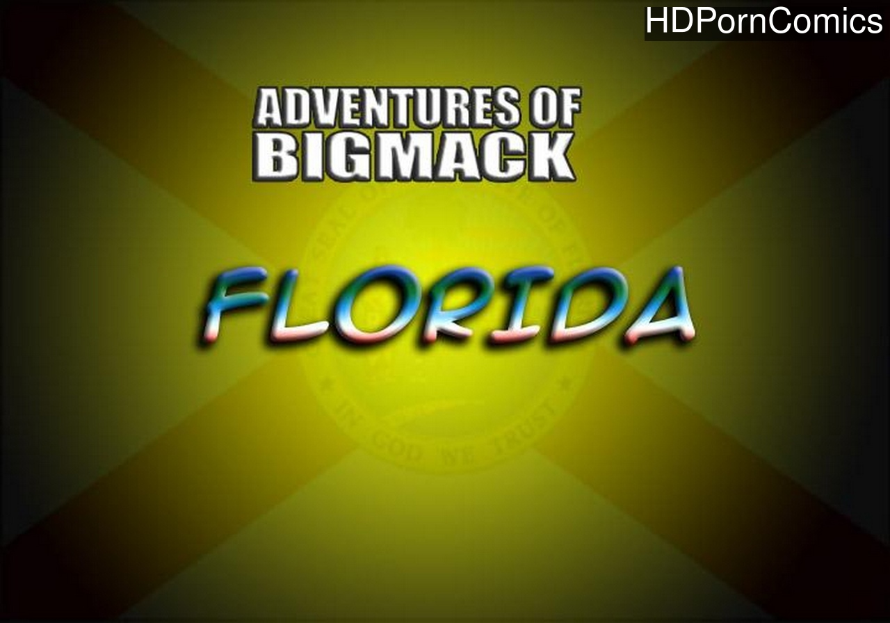 Adventures Of Big Mack 1 – Florida comic porn