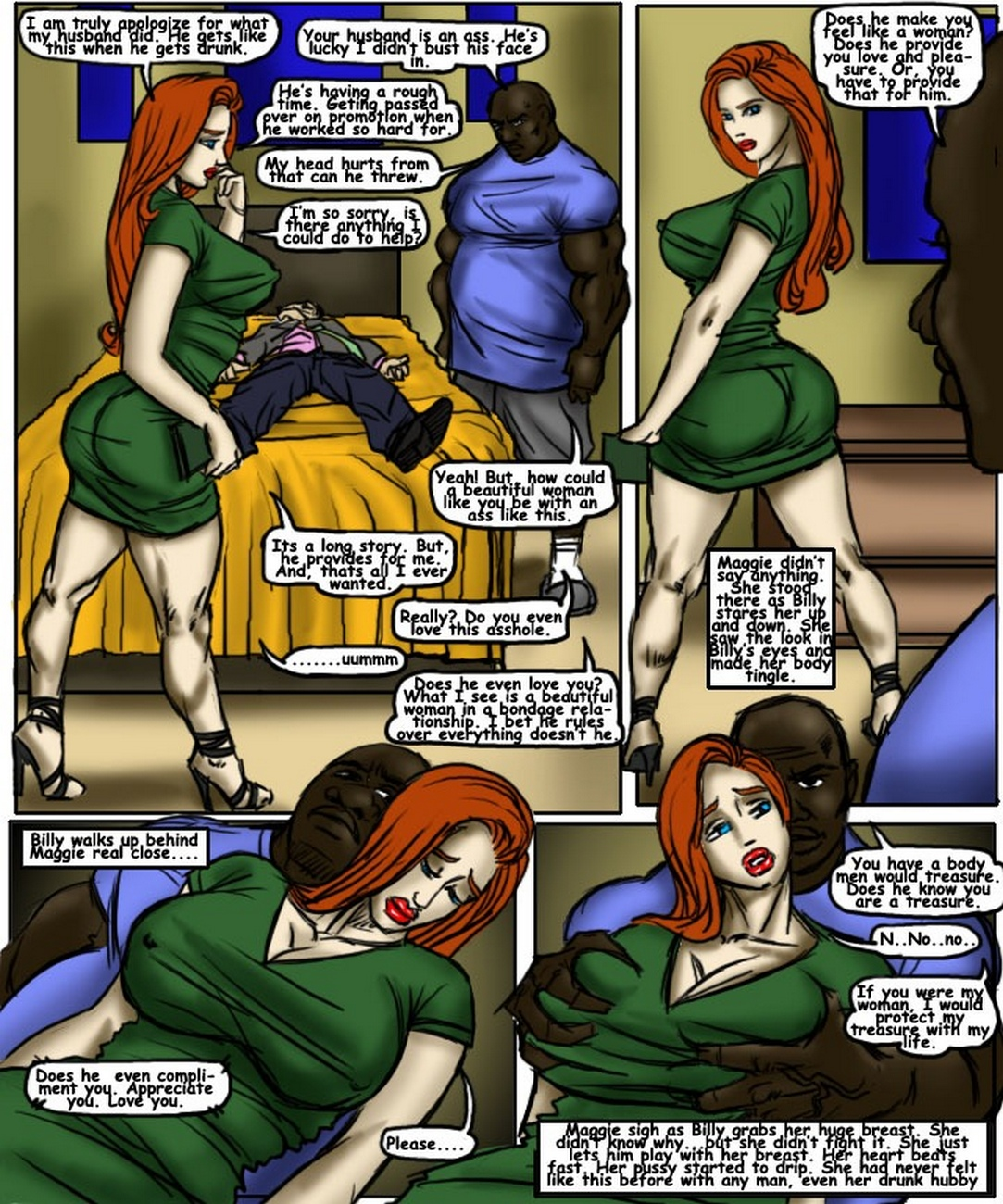 Adventures-Of-Big-Mack-3-South-Carolina 3 free sex comic