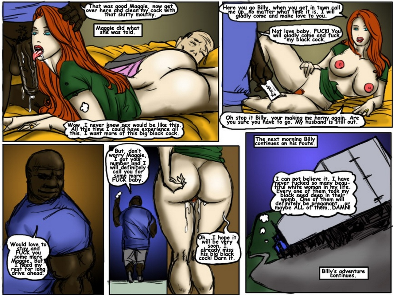 Adventures-Of-Big-Mack-3-South-Carolina 8 free sex comic