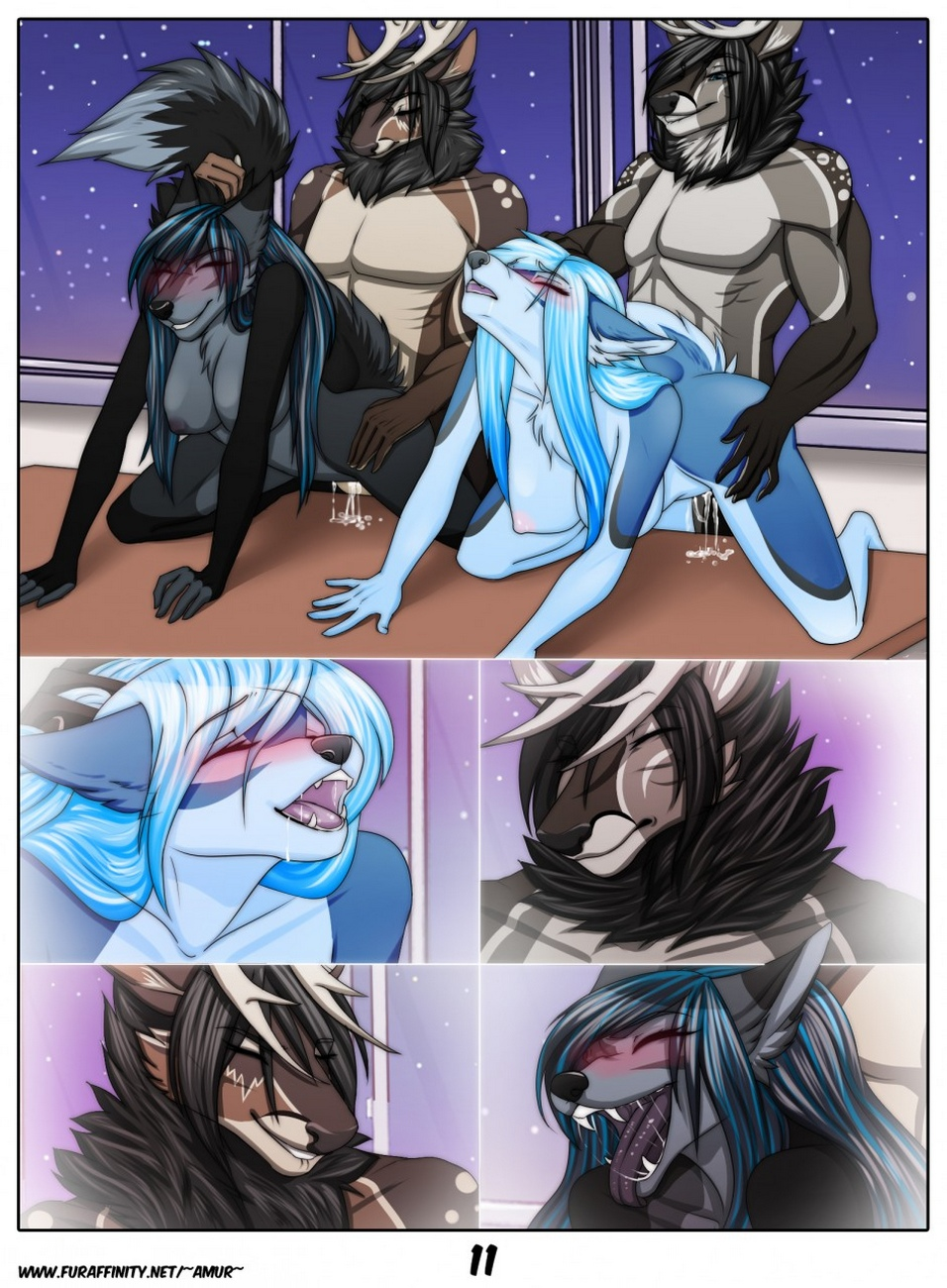 After-School-fur 12 free sex comic