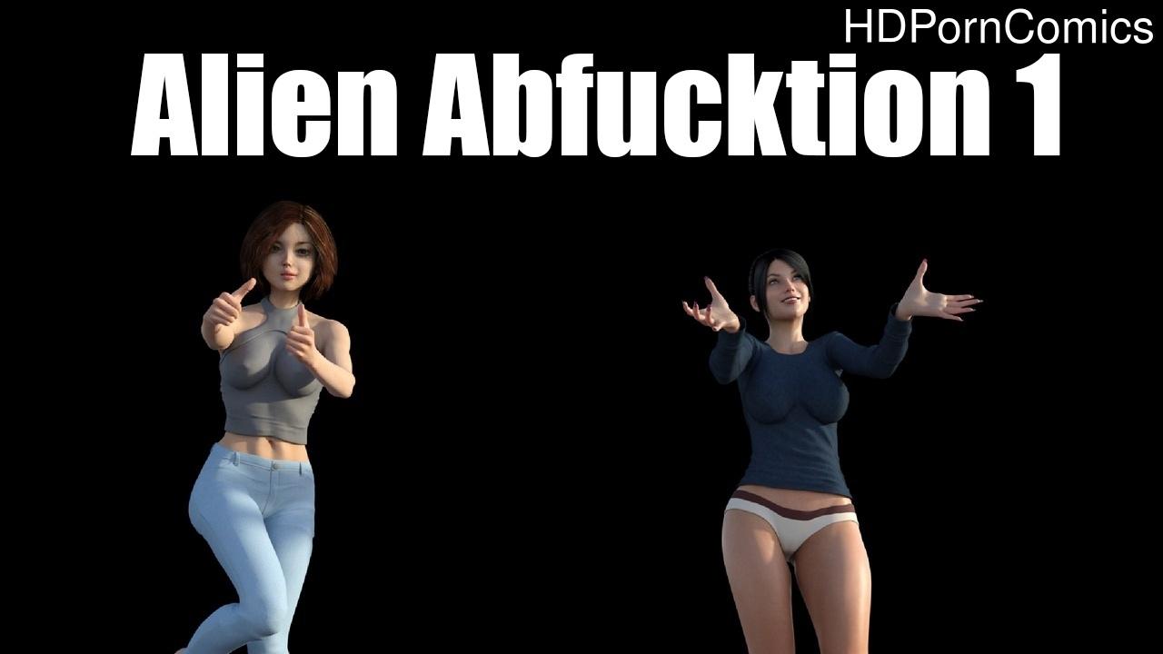 Alien-Abfucktion-1 1 free porn comics