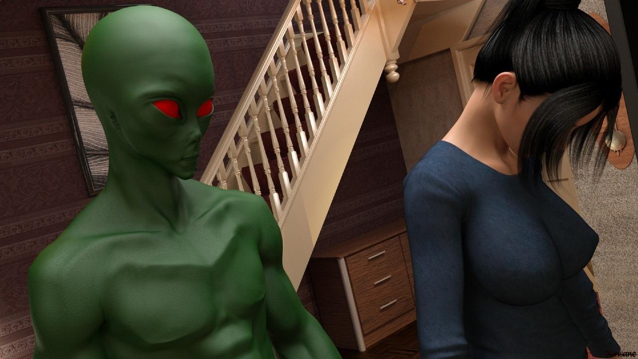 Alien-Abfucktion-1 16 free sex comic