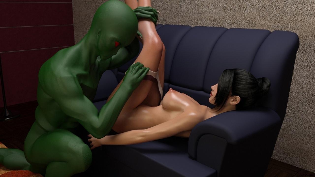 Смотреть секс люди и пришельцы, Блудливые Инопланетяне Fornicating Aliens () 9 фотография