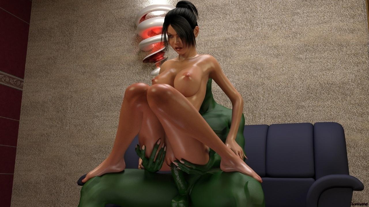 Alien-Abfucktion-1 69 free sex comic