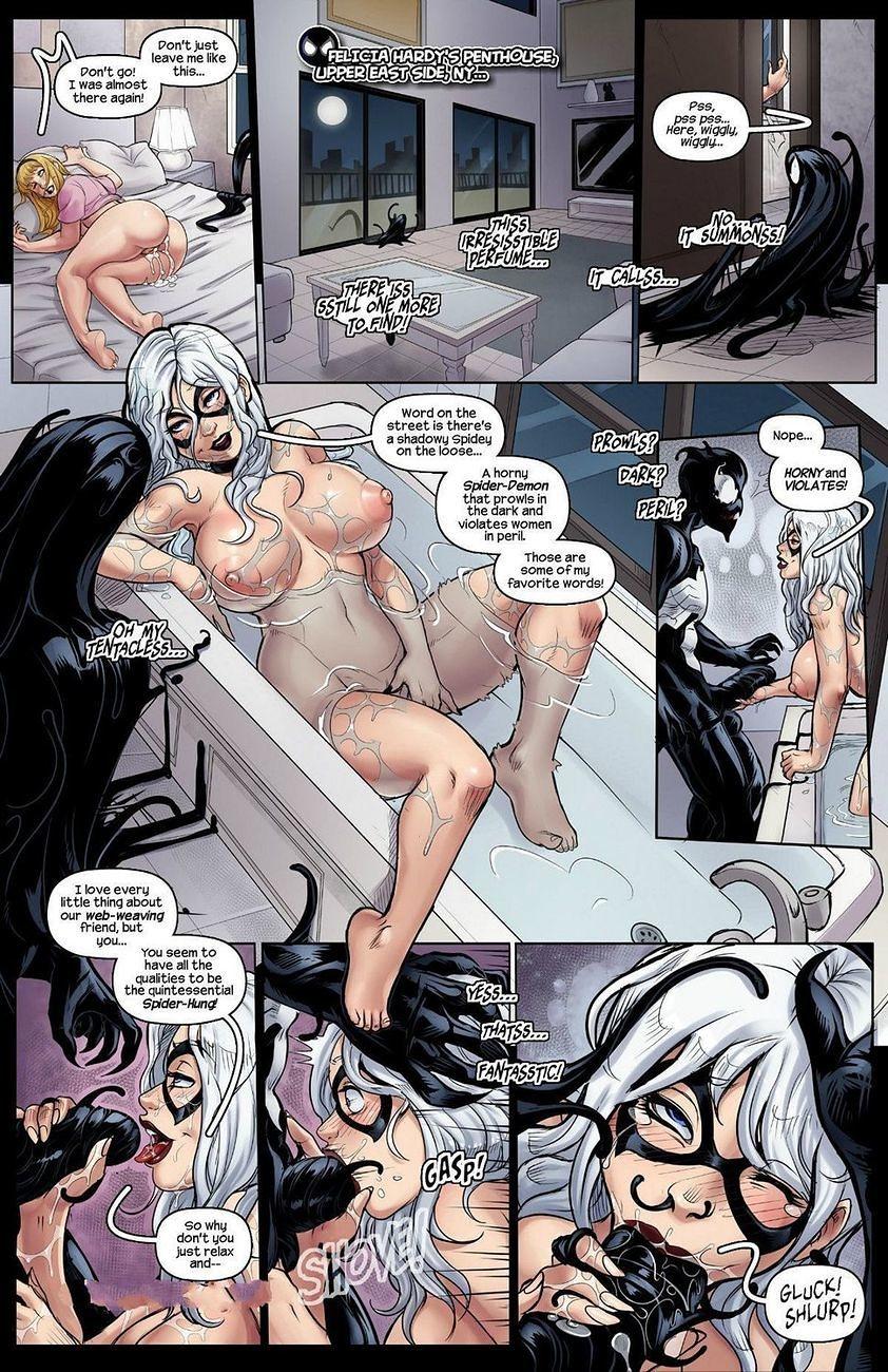 Alien Tentacle Porn Cartoon Comic alien lovers - tentacle sleeves comic porn - hd porn comics