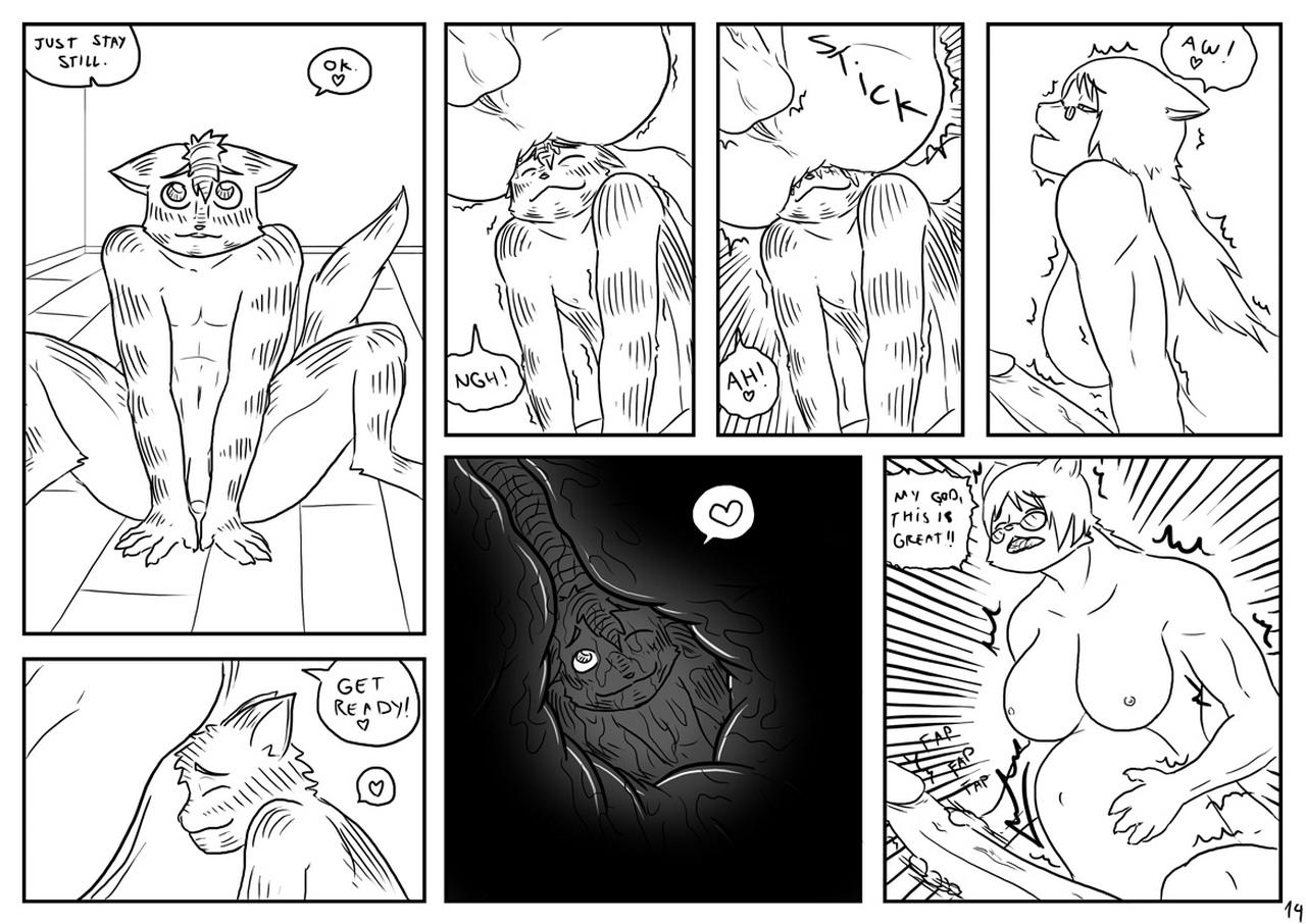 Alpha-7 14 free sex comic