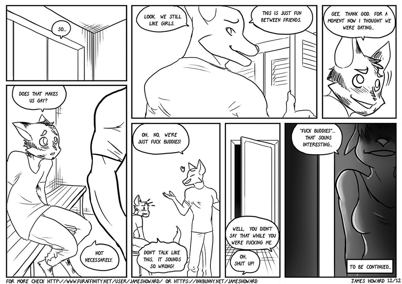 Alpha Zero 1 comic porn