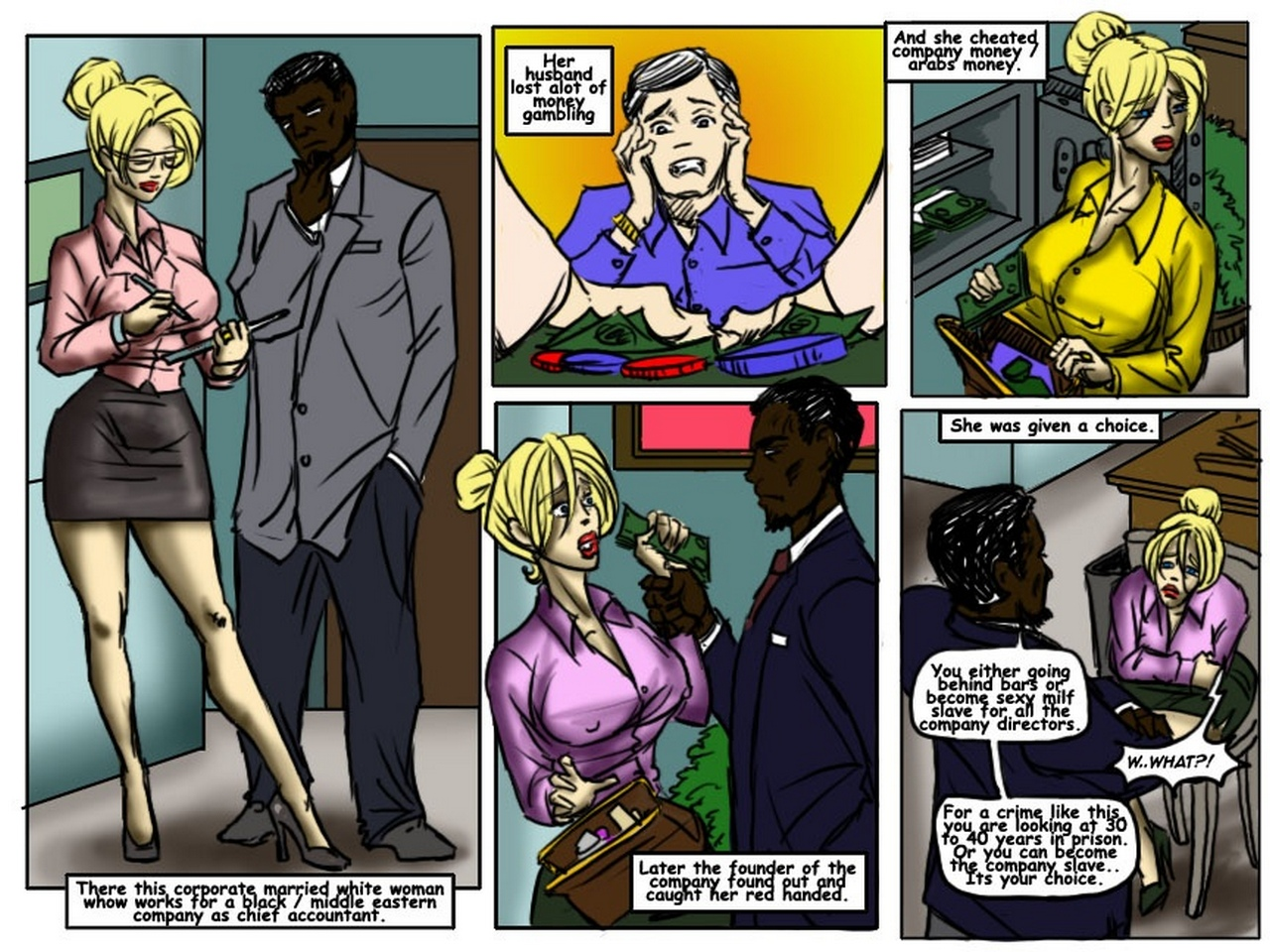 Arab-Slave 2 free sex comic