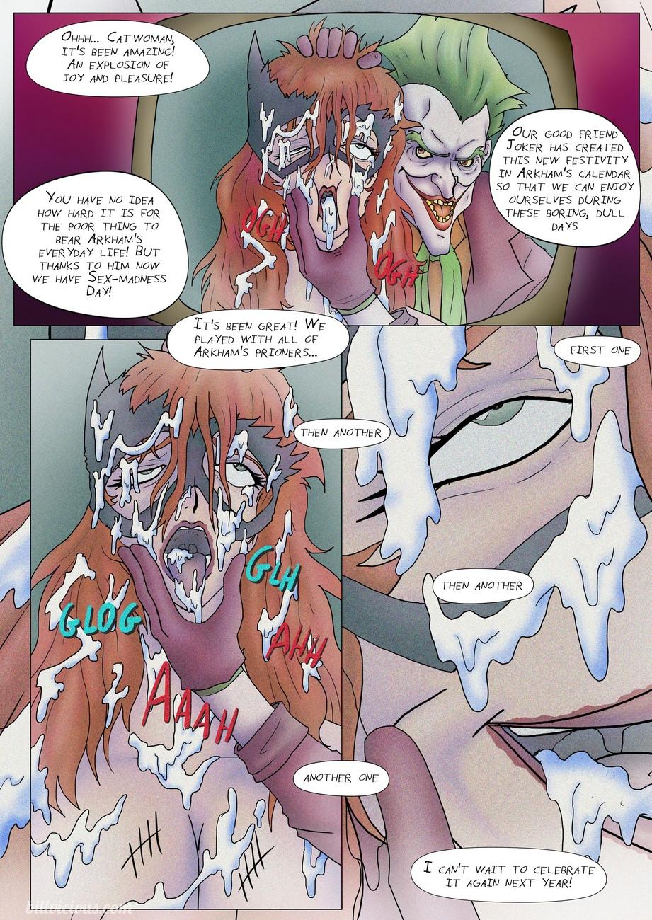 Arkham-Asylum-Sex-Madness 5 free sex comic