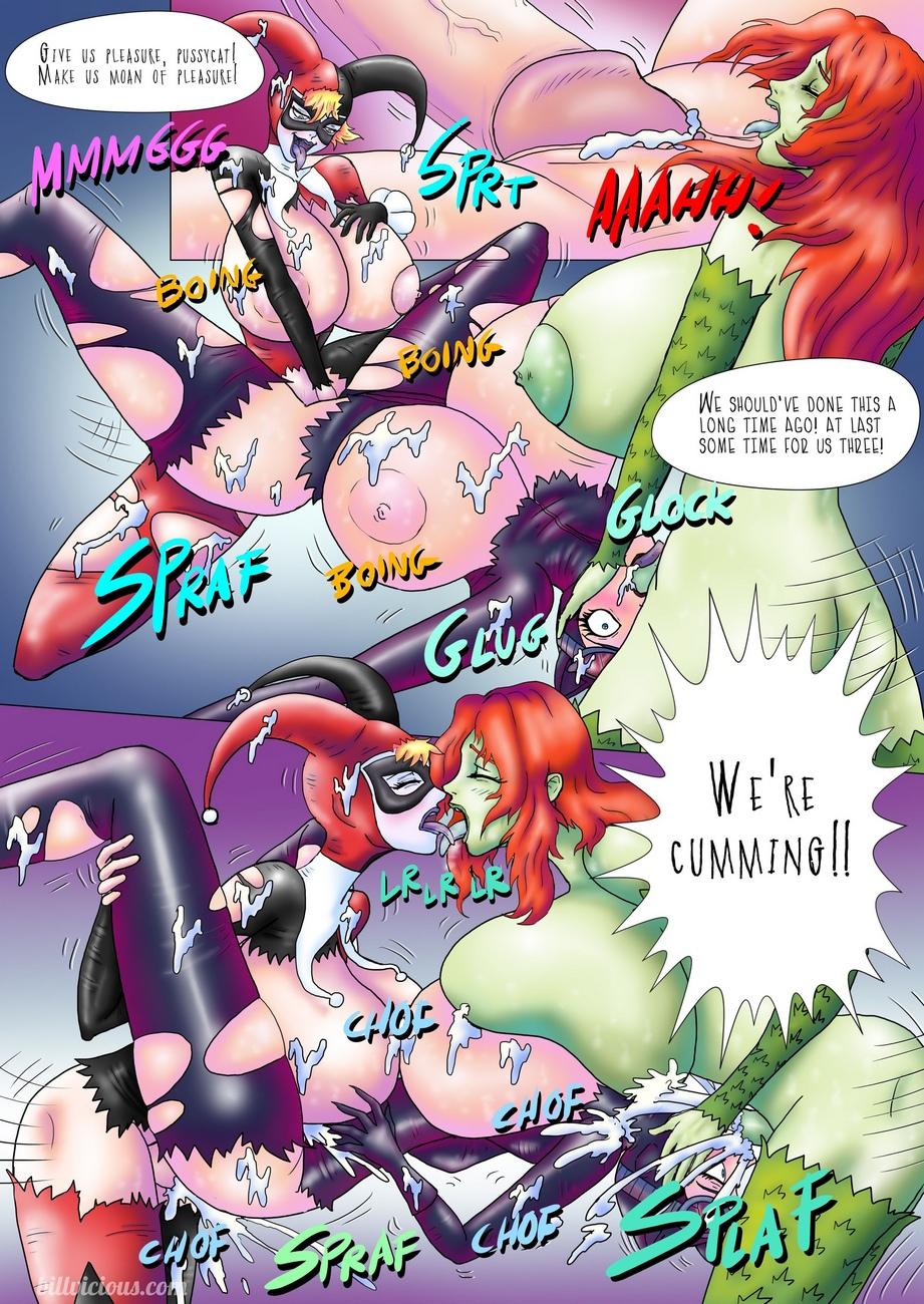 Arkham-Asylum-Sex-Madness 28 free sex comic