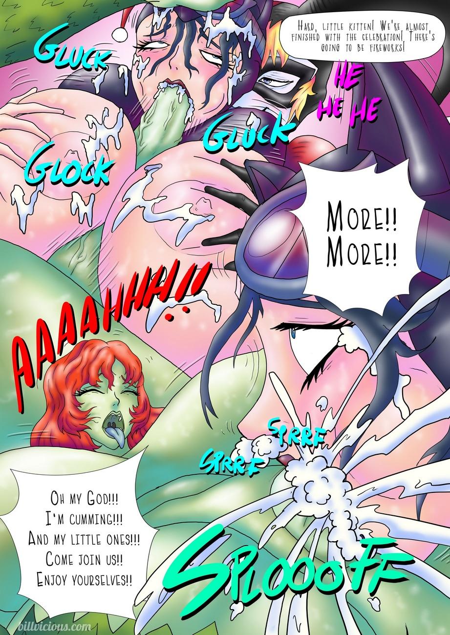 Arkham-Asylum-Sex-Madness 30 free sex comic