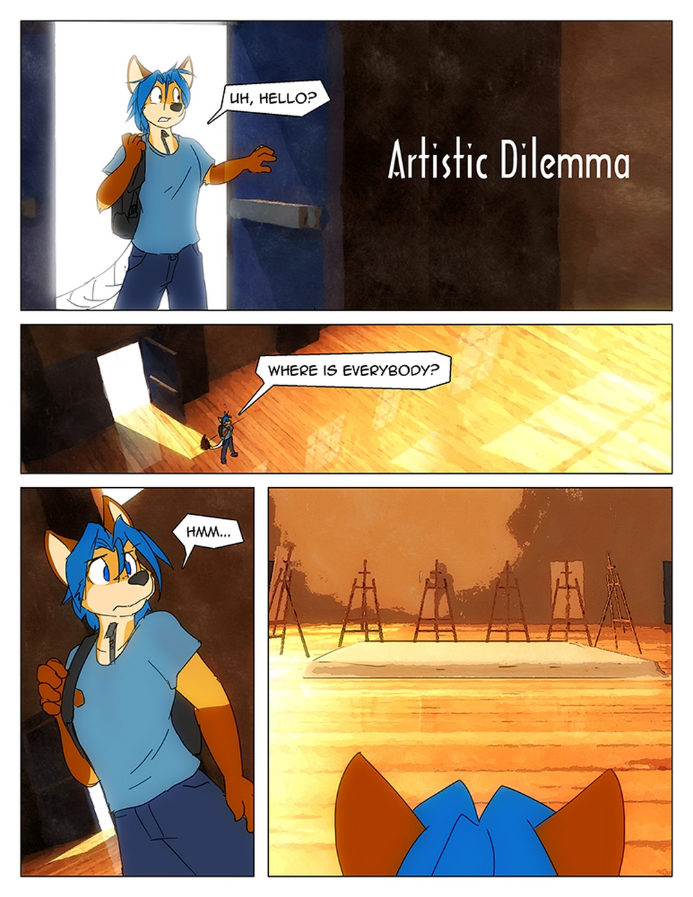Artistic-Dilemma 2 free sex comic