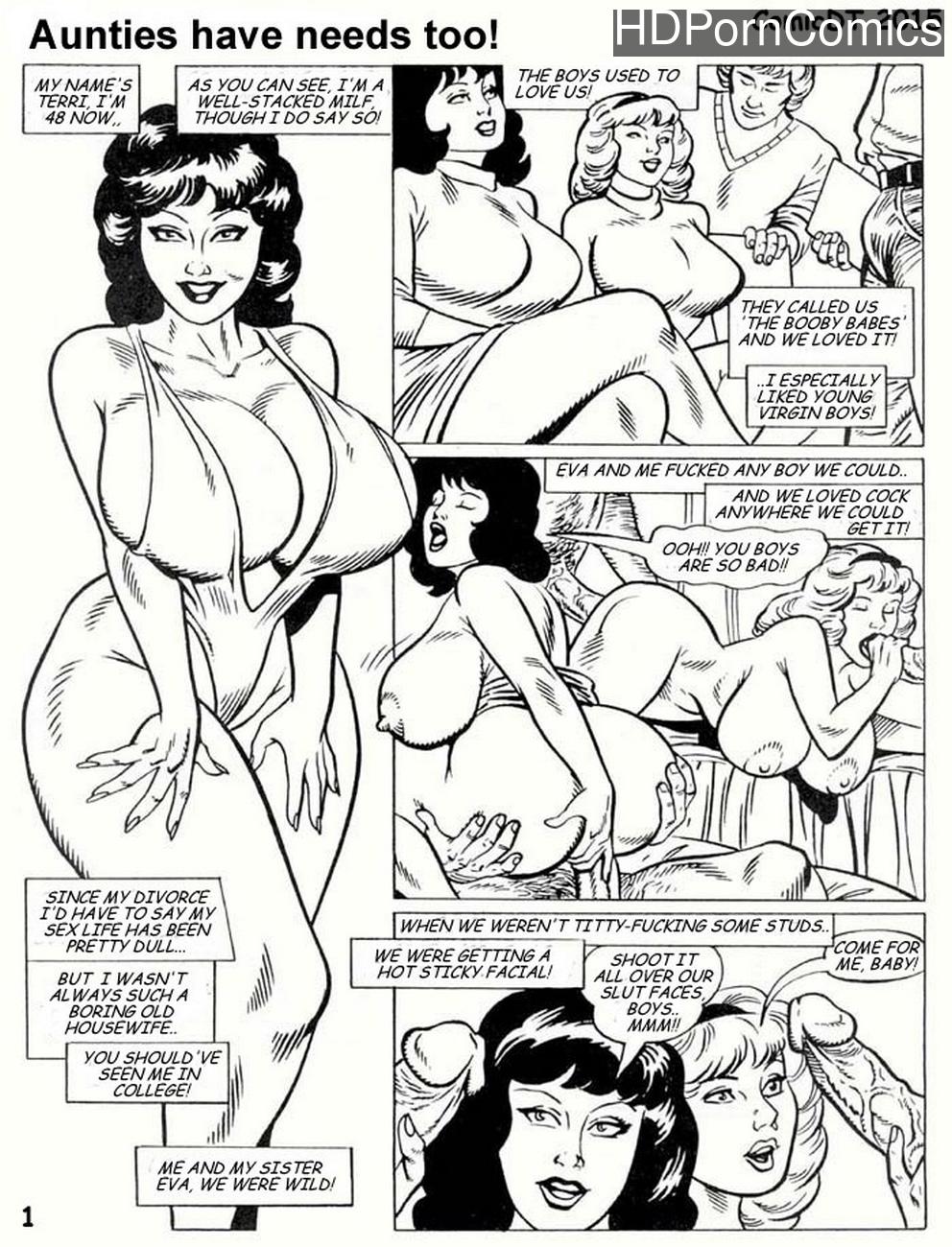 Aunties-Have-Needs-Too 1 free porn comics