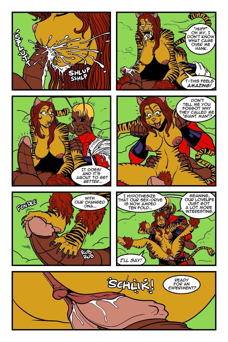 Avengers-Altered 6 free sex comic