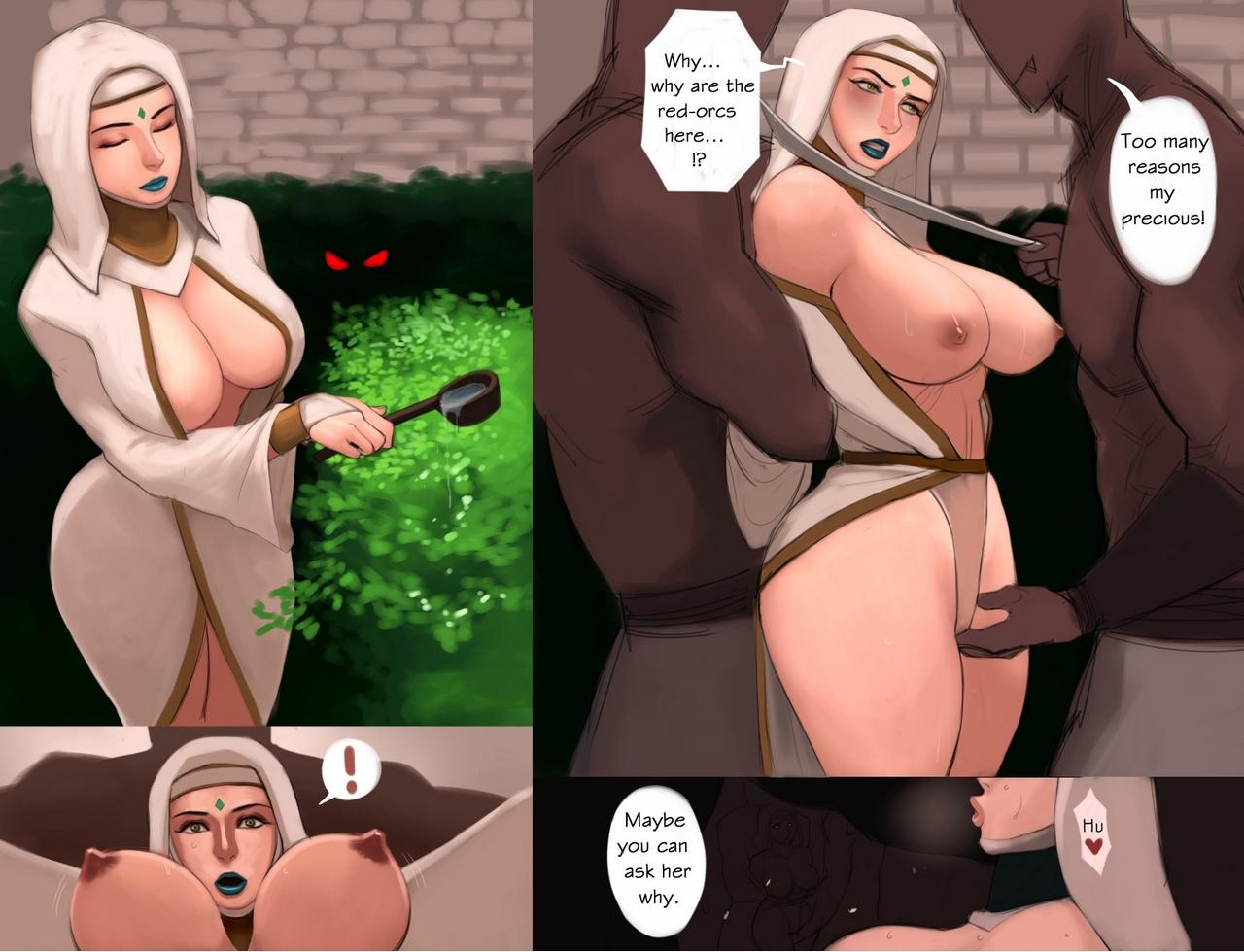 Awaken 2 free sex comic