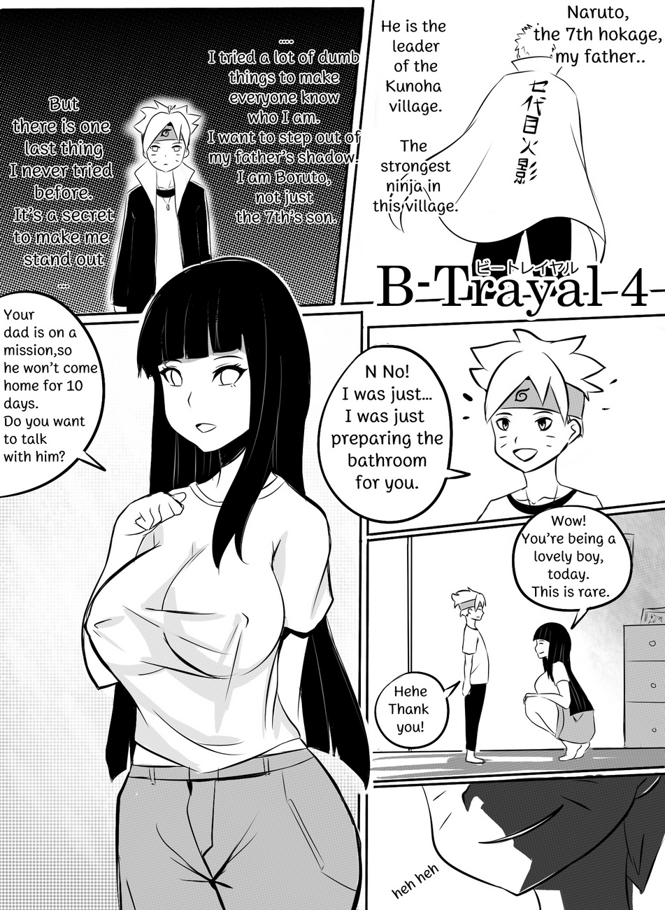 B-Trayal-4 2 free sex comic