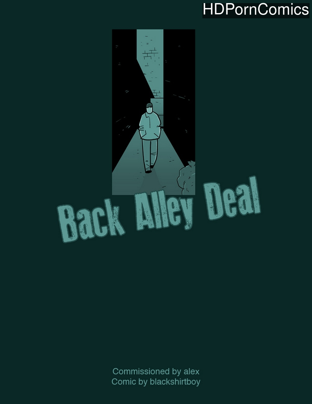 Back-Alley-Deal 1 free porn comics