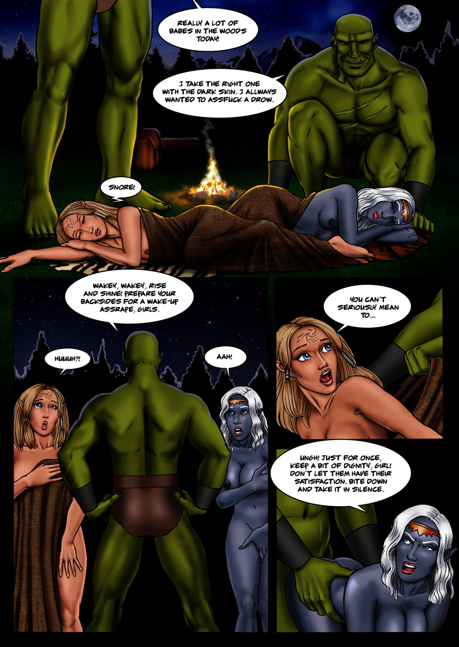 Baldur-s-Gape-Ogres-Assfuck-Their-Enemies-Dry 10 free sex comic