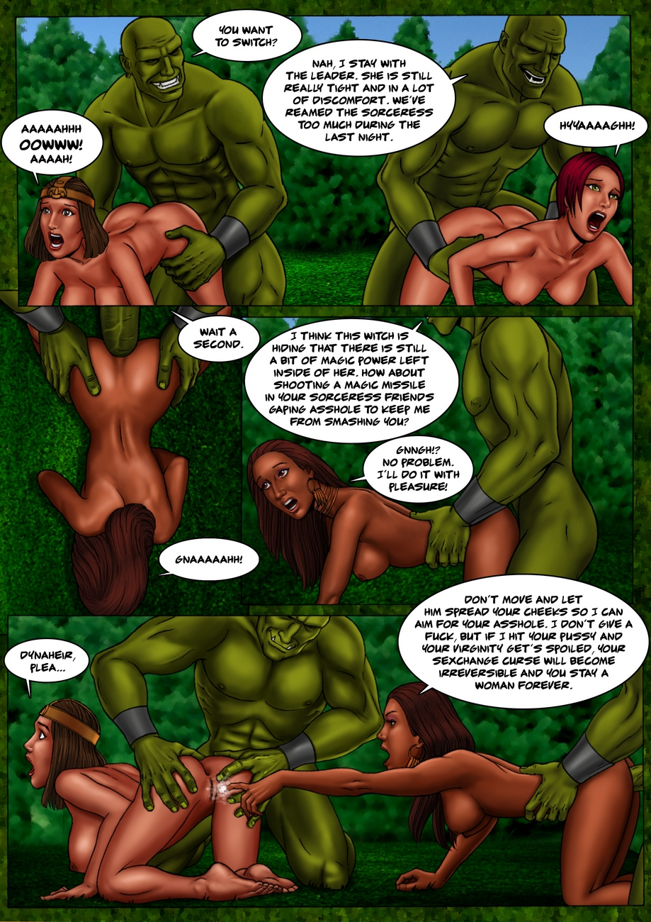 Baldur-s-Gape-Ogres-Assfuck-Their-Enemies-Dry 21 free sex comic