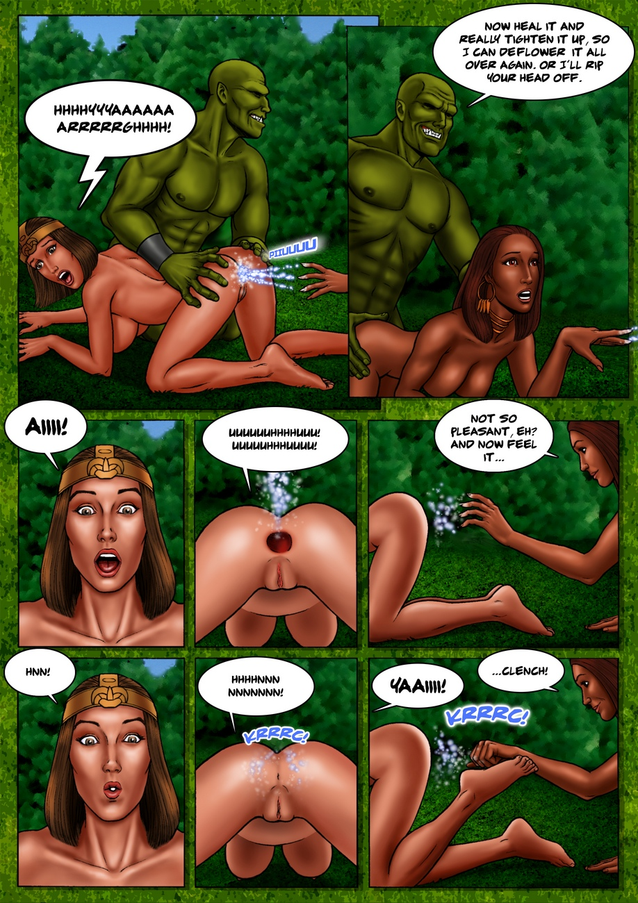 Baldur-s-Gape-Ogres-Assfuck-Their-Enemies-Dry 22 free sex comic
