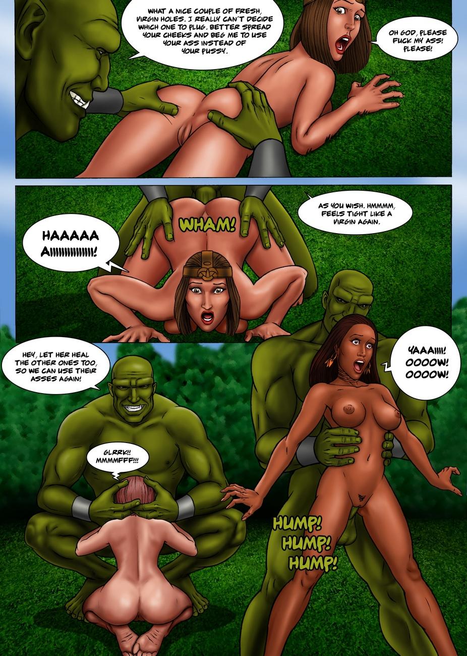 Baldur-s-Gape-Ogres-Assfuck-Their-Enemies-Dry 23 free sex comic
