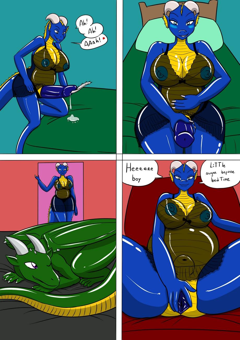 Bedtime-Bulges 5 free sex comic