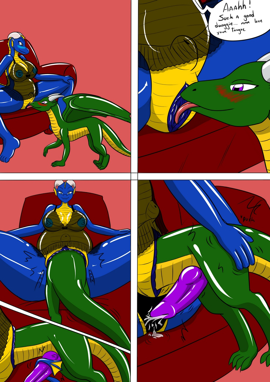 Bedtime-Bulges 6 free sex comic